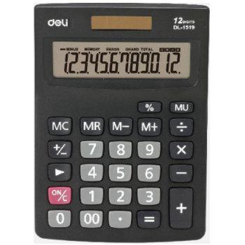 Kalkulator Deli E1519