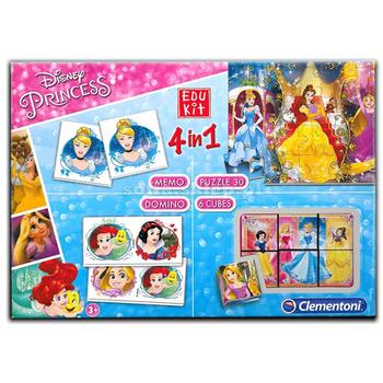 Edukativni set Princess 4u1