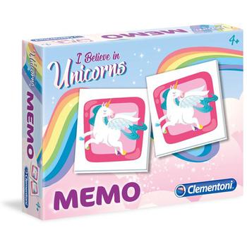 Društvena igra Memo Unicorn
