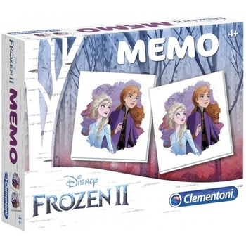 Memo društvena igra Frozen 2