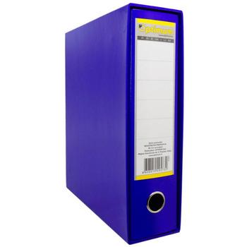 Registrator A4 PVC plavi Premium Optimum