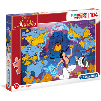 Puzzle 104 Alladin 2019