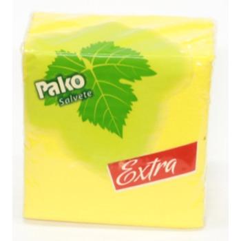 Salvete papirne Pako 33x33 u boji 60 komada