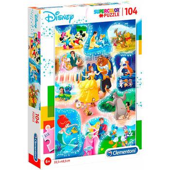 Puzzle Disney Time 104 pcs