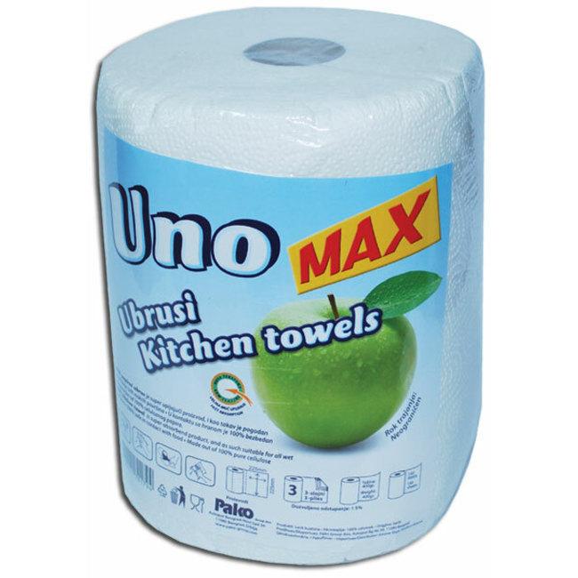 Ubrus kuhinjski Max 400g  troslojni Mega