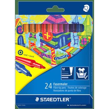 Flomaster Staedtler 24/1 Noris 1mm
