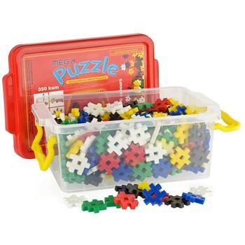 Puzzle plastične u  pvc kutiji 1/350