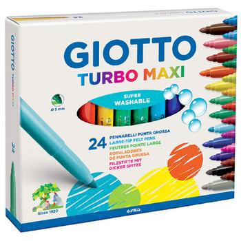 Flomaster Giotto 24/1 turbo maxi pakovanje