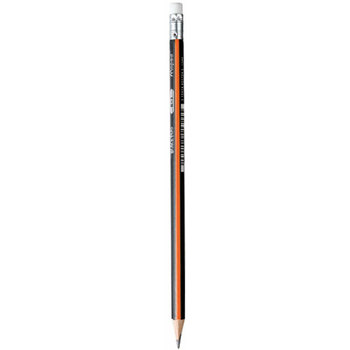 Grafitna olovka HB 1/12 Maped sa gumicom