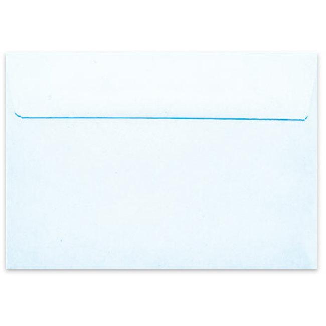 Koverat B6 beli samolepljivi 100kom
