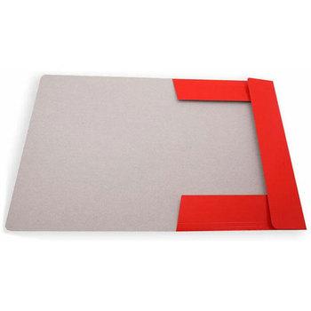 Fascikla A4 kartonska crvena