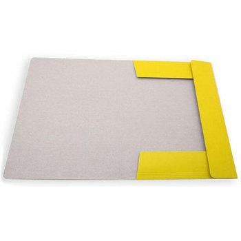 Fascikla A4 kartonska žuta