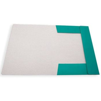 Fascikla A4 kartonska zelena