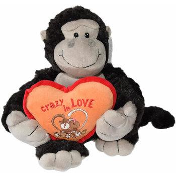 Plišani majmun sa srcem