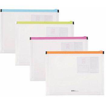 Fascikla PVC A4 pismo-zipp