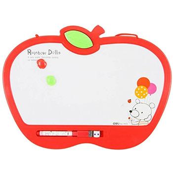 Tabla bela dečija  Deli  35x26 jabuka