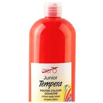 Tempera Aero 1/1 karmin crvena 1L flaša