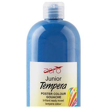 Tempera Aero 1/1 plava 1L flaša