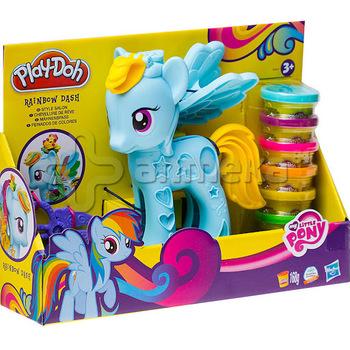 Igracka Pony sa plastelinom