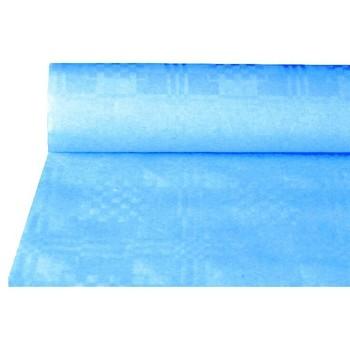 Stolnjak papirni plavi   1.2x7m