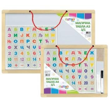 Tabla magična A3 Smart